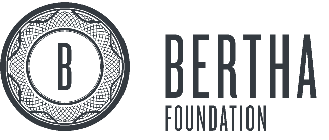 The Bertha Foundation Logo.