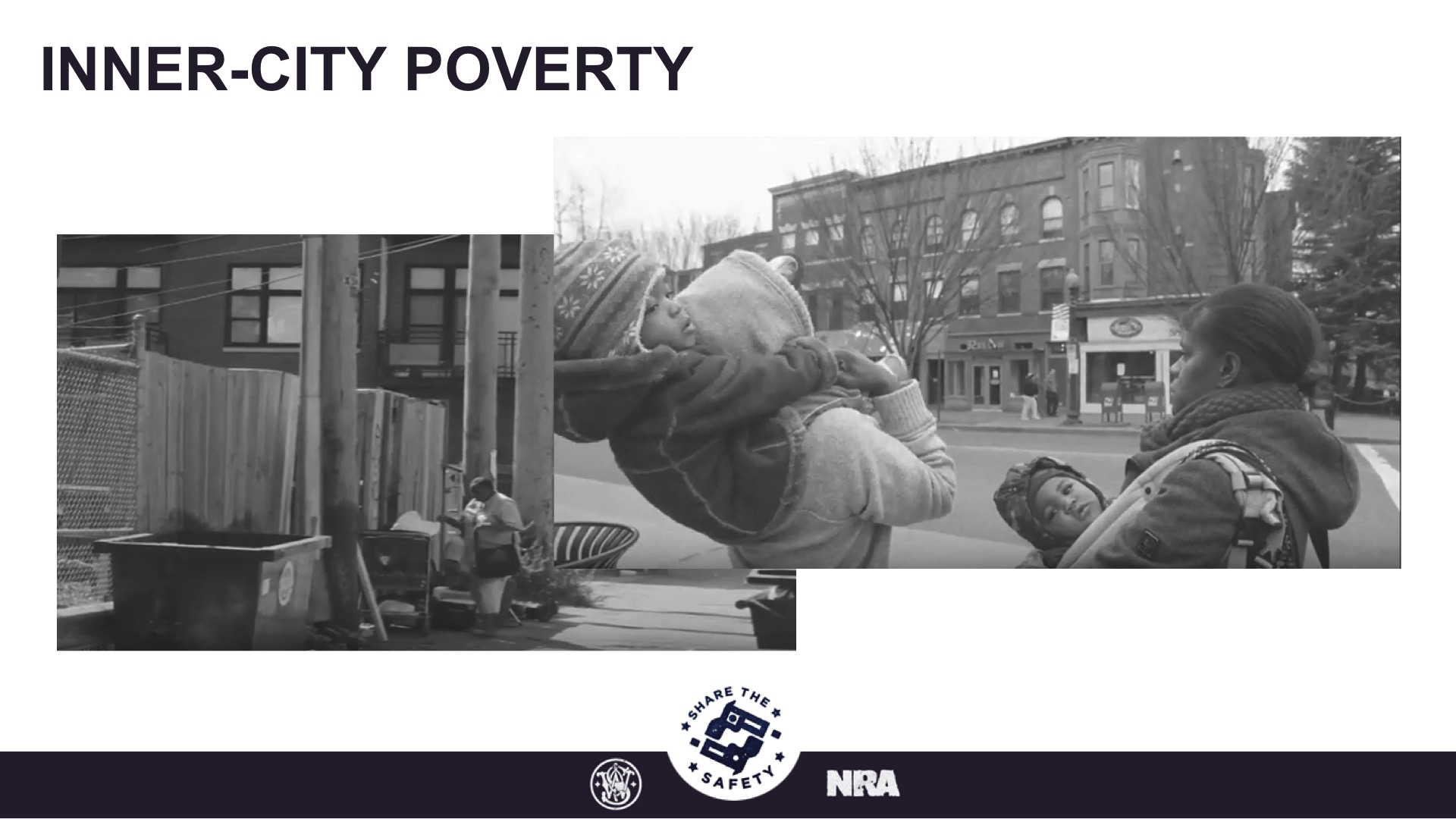 solving black inner city poverty In this month's social velocity interview we are talking with ted howard nell: there have been countless attempts over the years to solve inner city poverty.